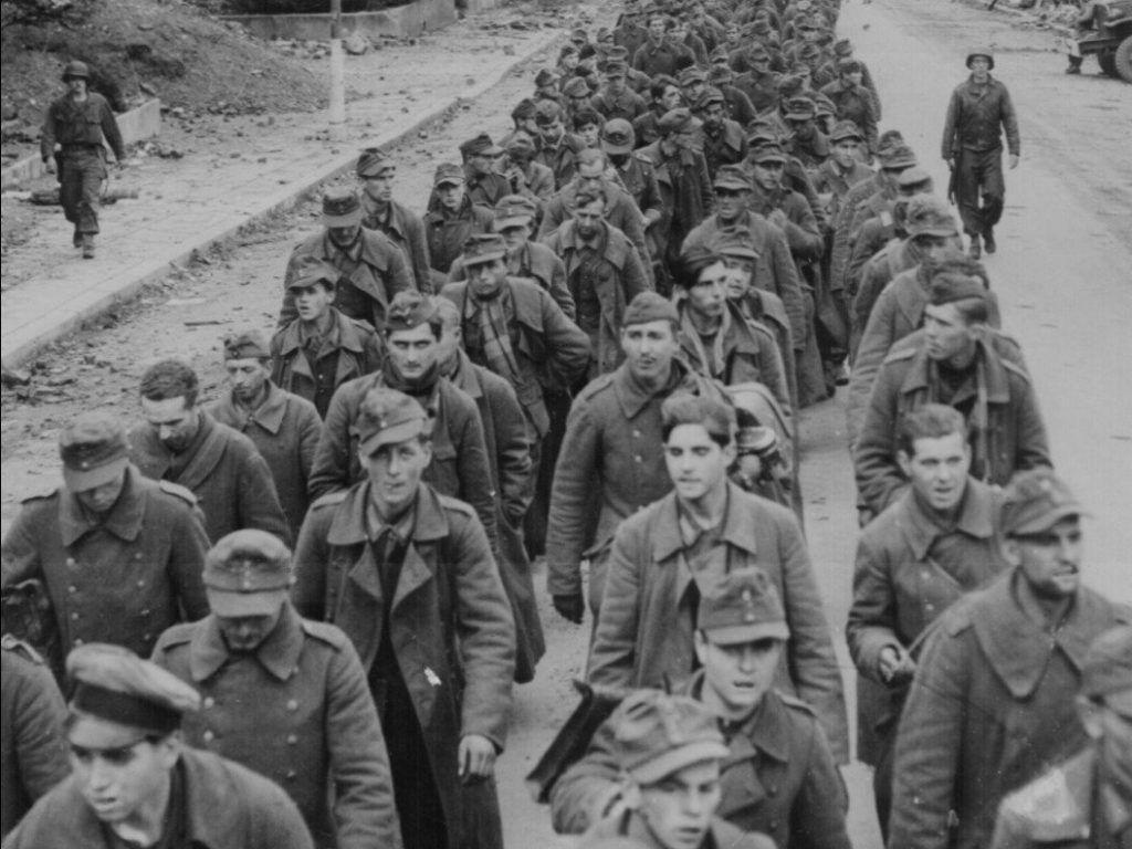 Vojaci Nemeckej armády