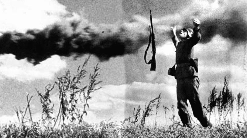 Smrť nemeckého vojaka