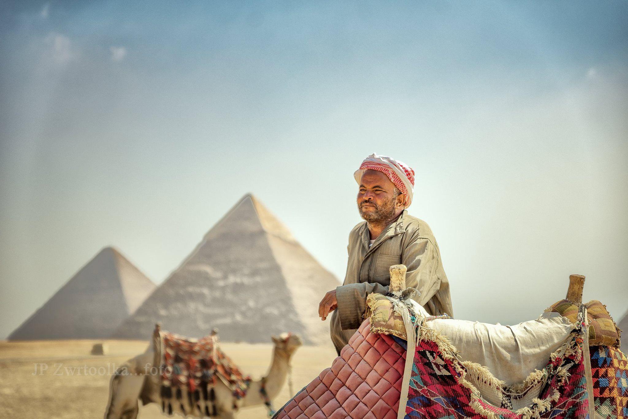 Cestopisná foto dokumentácia Egypt - Cairo