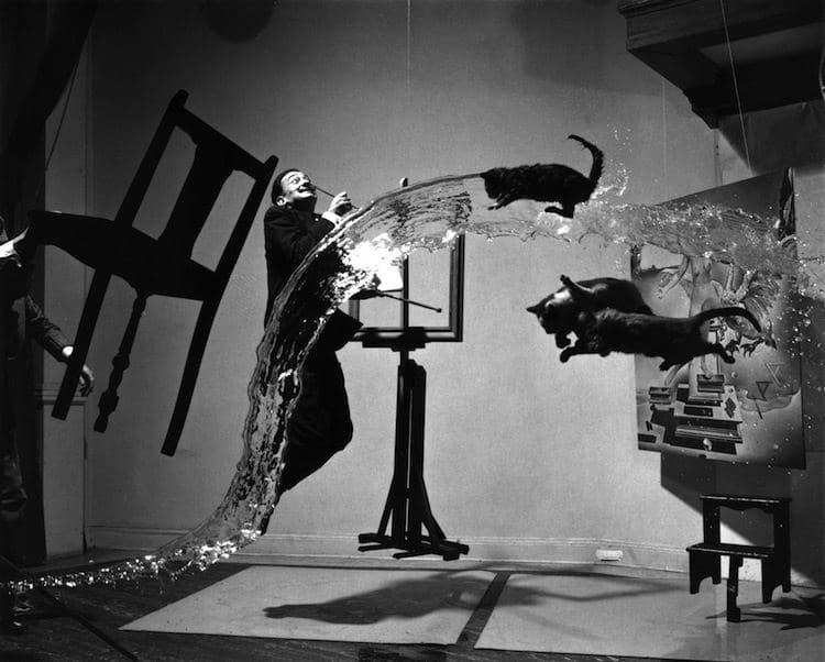 Salvador Dalí Atomicus