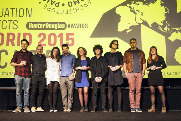Výherné projekty na Hounter Douglas Awards