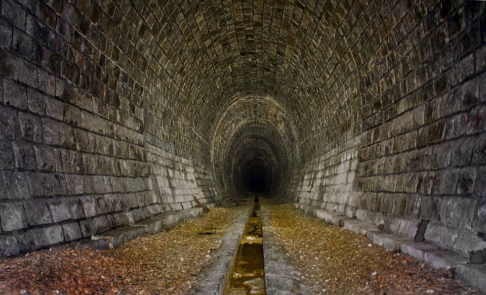 tunel gemerskej spojky