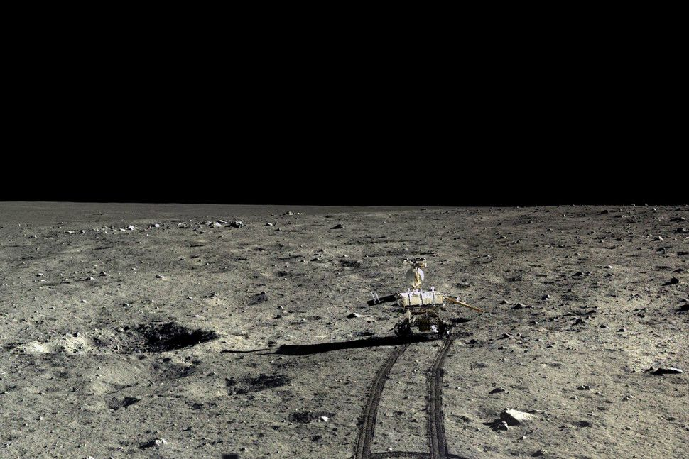 cinska sonda na mesiaci