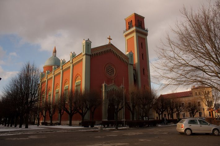 cerveny kostol kezmarok