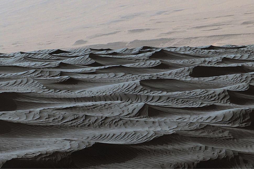 duny na marse