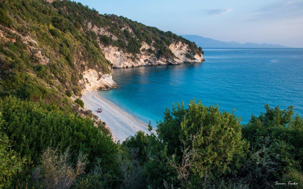 Súkromná pláž Little Xigia