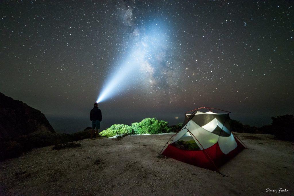 noc na ostrove zakynthos v stane