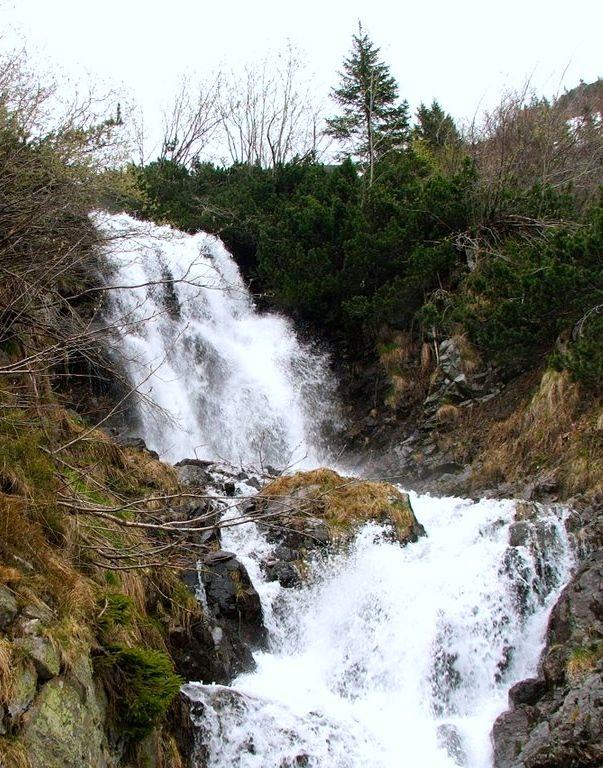 vajkovsky vodopad