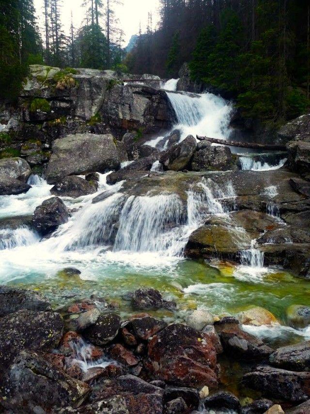 vodopad studeny potok