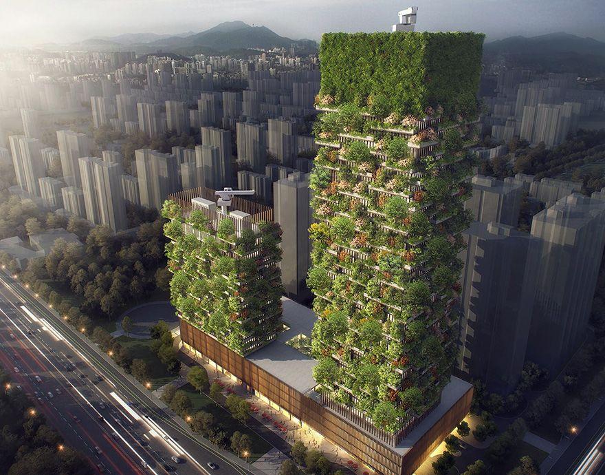 vertikalny les