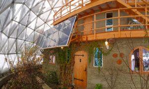 kupolovity dom v norsku