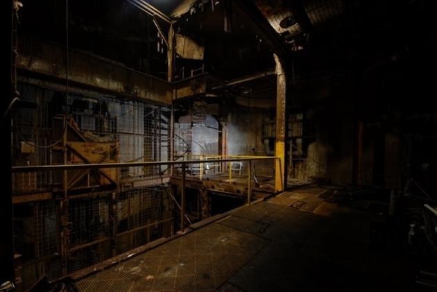 bunker pod domom