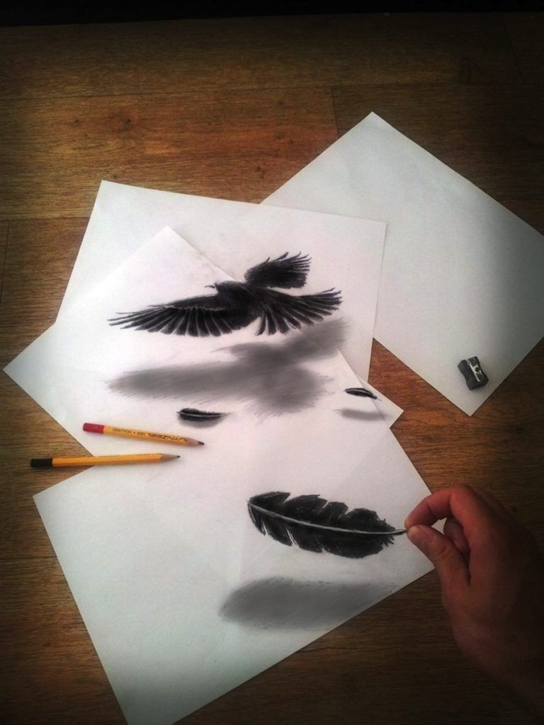 fotorealisticka kresba