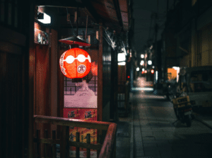 kyoto druhe najvacsie mesto japonska