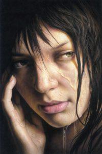 hyperrealisticke portrety kreslene ceruzkou