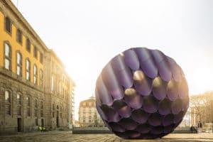 Pri príležitosti dvadsiateho výročia zápisu historického centra mesta Porto Portugalsko do zoznamu historických pamiatok svetového dedičstva UNESCO vytvorila FAHR 021.3 toto mestské architektonické dielo s názvom Zatmenie