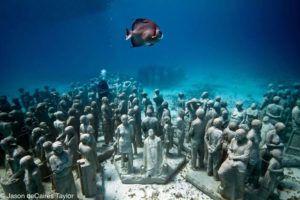 Podmorske mesto Lion CIty