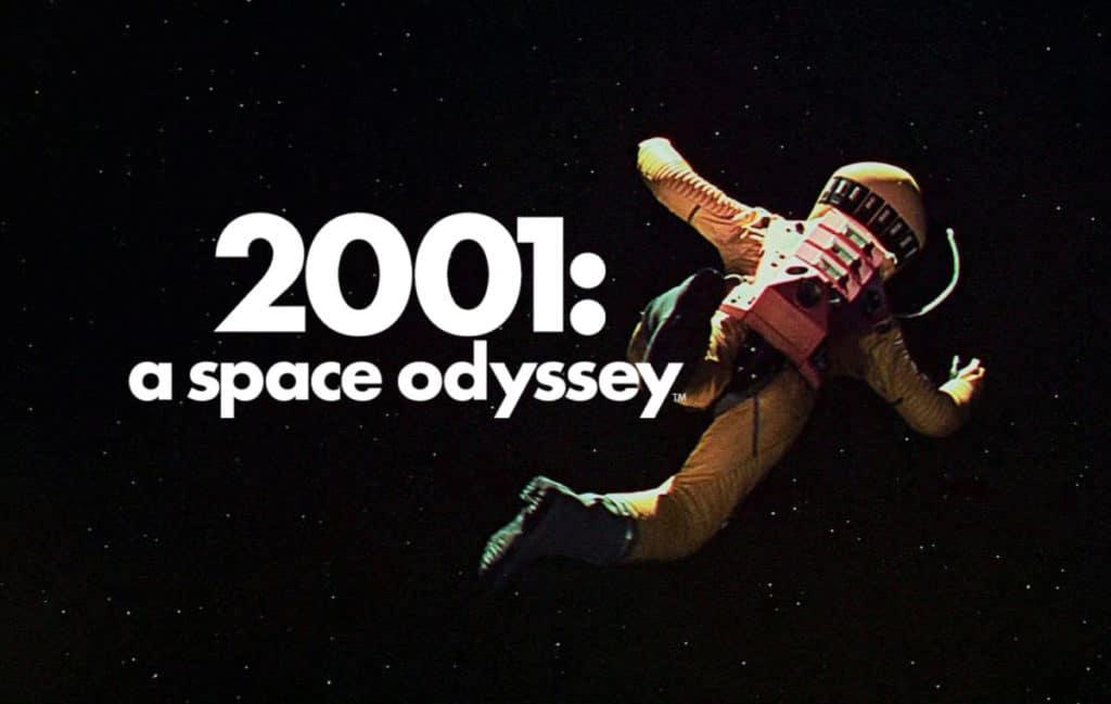 2001: Vesmírna odysea je film režiséra Stanleyho Kubricka z roku 1968 jeden z najvýznamnejších filmov žánru sci-fi Film je založený na viacerých poviedkach Arthura C. Clarka hlavne na poviedke Hliadka Kubrick s Clarkom spoločne napísali aj knihu rovnakého názvu ktorá bola vydaná spoločne s filmom