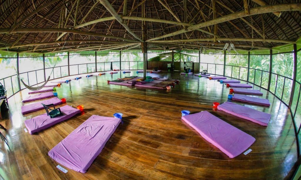 ayahuasca spojenie s duchovnym svetom