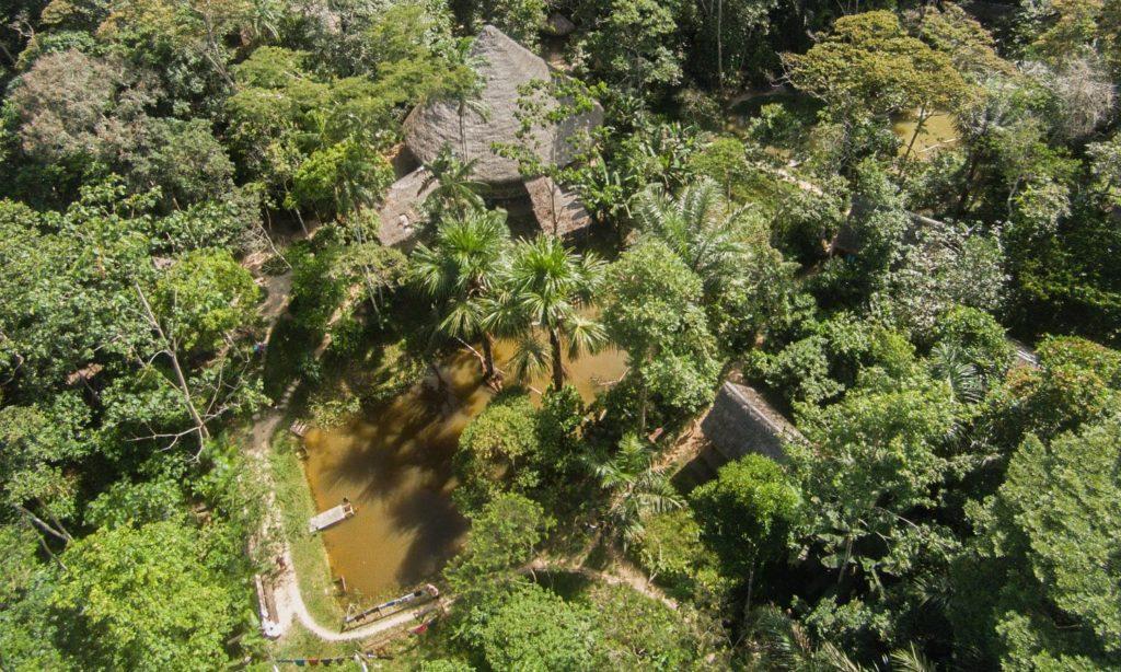 Iquitos miesto kde ponukaju ayahuascu