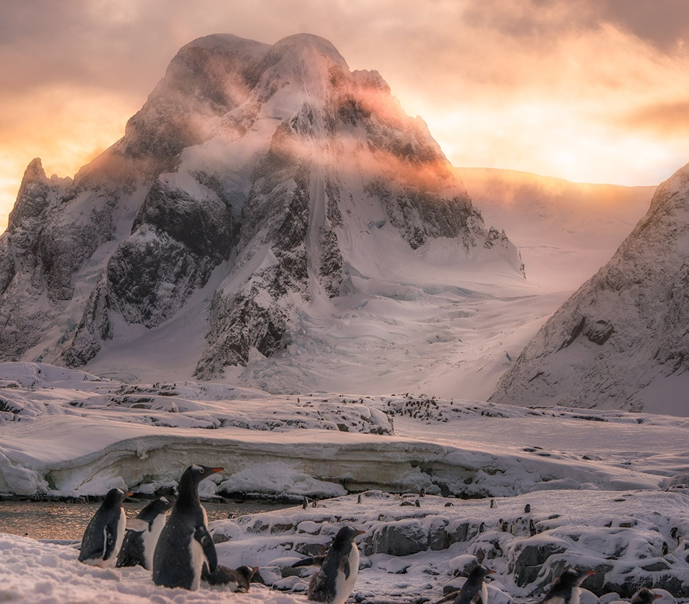 spektakularna antarktida