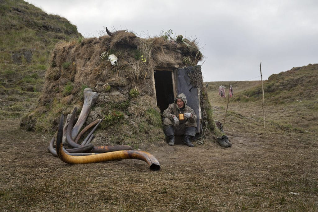 posledny lovci mamutov na Sibiri