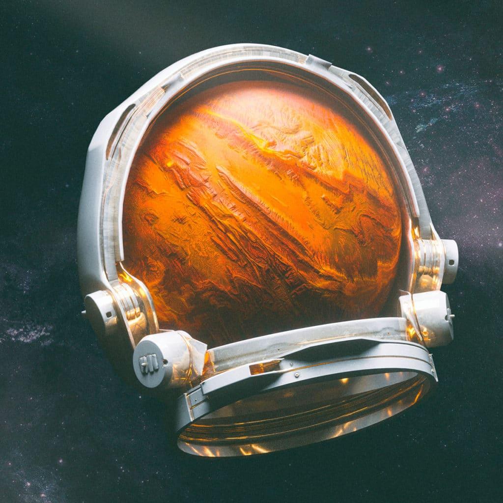 Ukrajinský umelec digitálnej a 3D fotografie Eugene Golovanchuk nám ponúka krásnu sériu ilustrácií na tému vesmír zvanom Lost & Found Stratený a Nájdený Autor zmiešal niekoľko konceptov a tým vytvoril abstraktné objekty