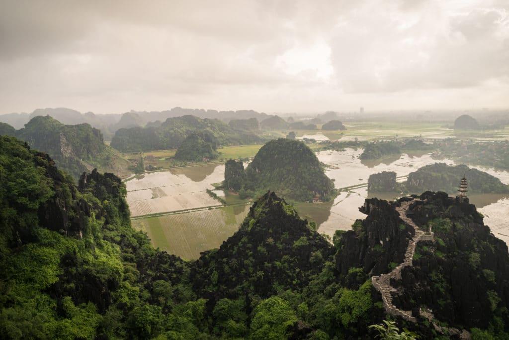 Vietnam nadherna krajina