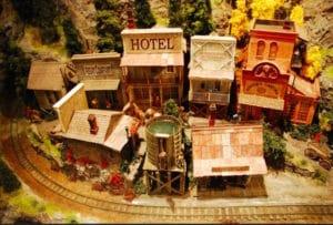 muzeum miniaturneho sveta v Taiwane