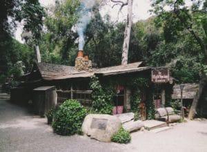 Najstarší hostinec v maerike na divokom zapade Cold Spring Tavern