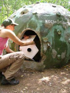 Stroj casu, ktory skontruoval Vadim Černobrov