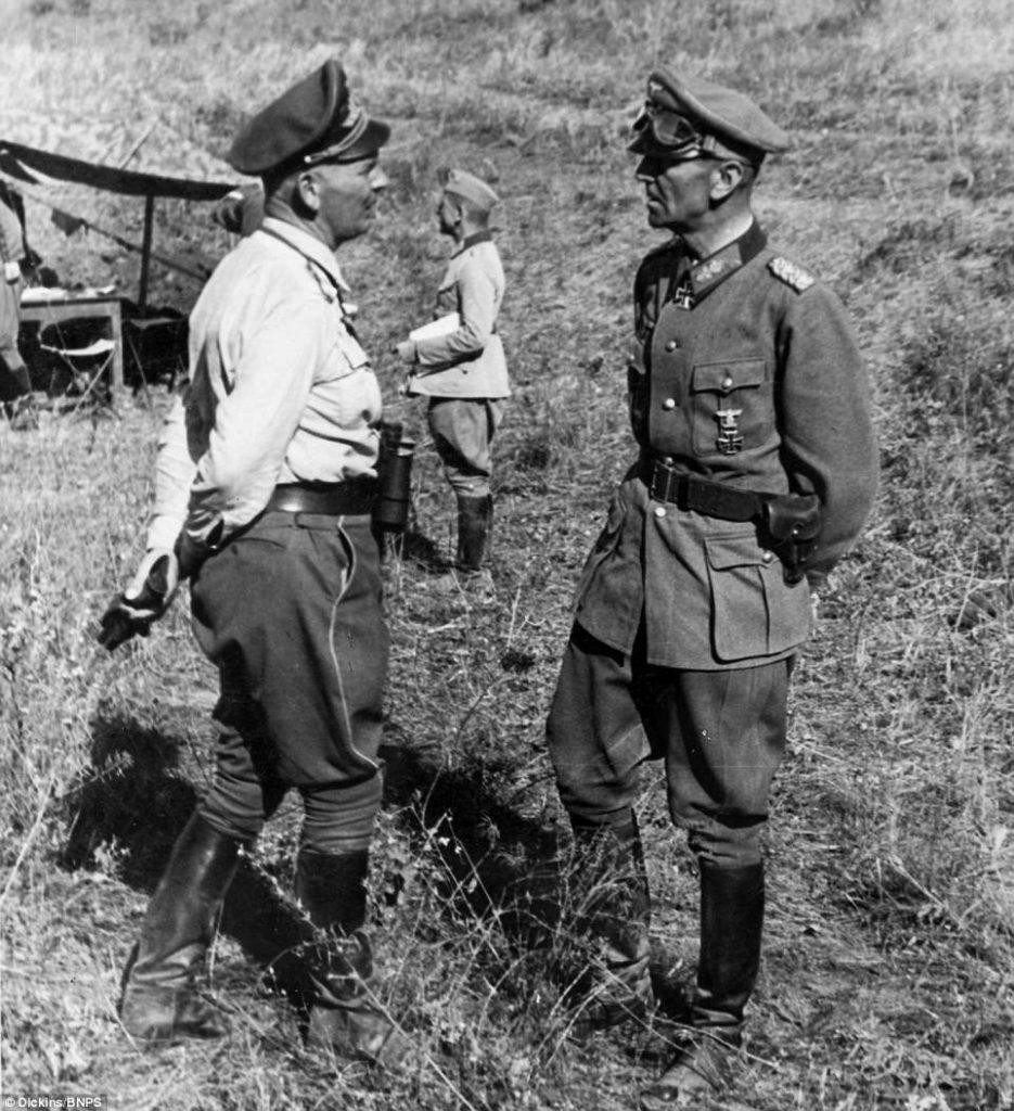 Richthofen s Freidrichom Paulusom