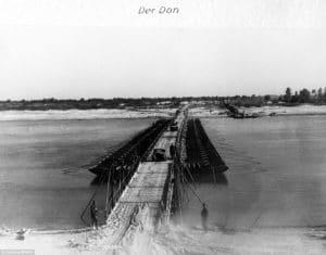 most na rieke Don 1941