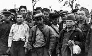 Children as soldiers (deti ako vojaci)