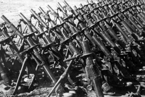Zaistene mínomety v Stalingrade