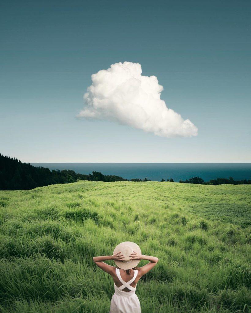 surrealisticke umelecke obrazy ktore zdoraznuju ľudskú prítomnosť