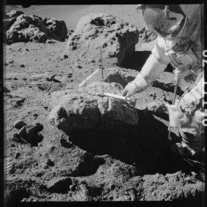 Fotografia z americkeho programu Apollo