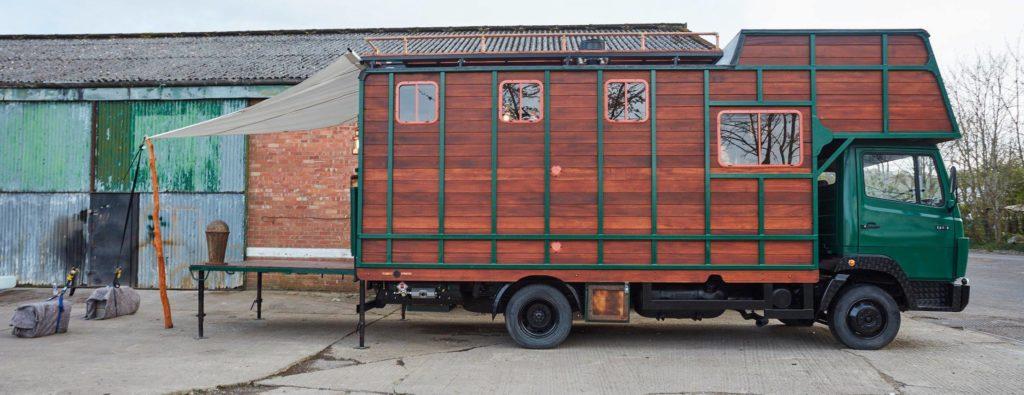obytny karavan helga s nadhernym interierom
