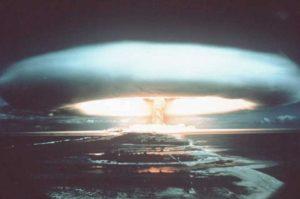 Nuklearna detonacia a tlakova vlna
