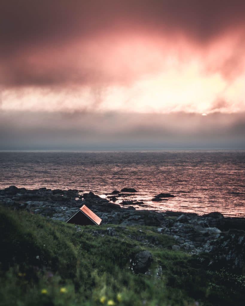 cestovanie naprieč Norskom so Stefom Kocylom