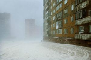 Norilsk v Rusku je jedno z najchladnejsich miest na zemi