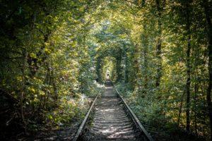 Kuzelny tunel lasky na ukrajine laka zvedavcov a zamilovane pary
