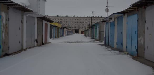 Sibírčania si prerobili svoje garáže na kompaktné mini sídla