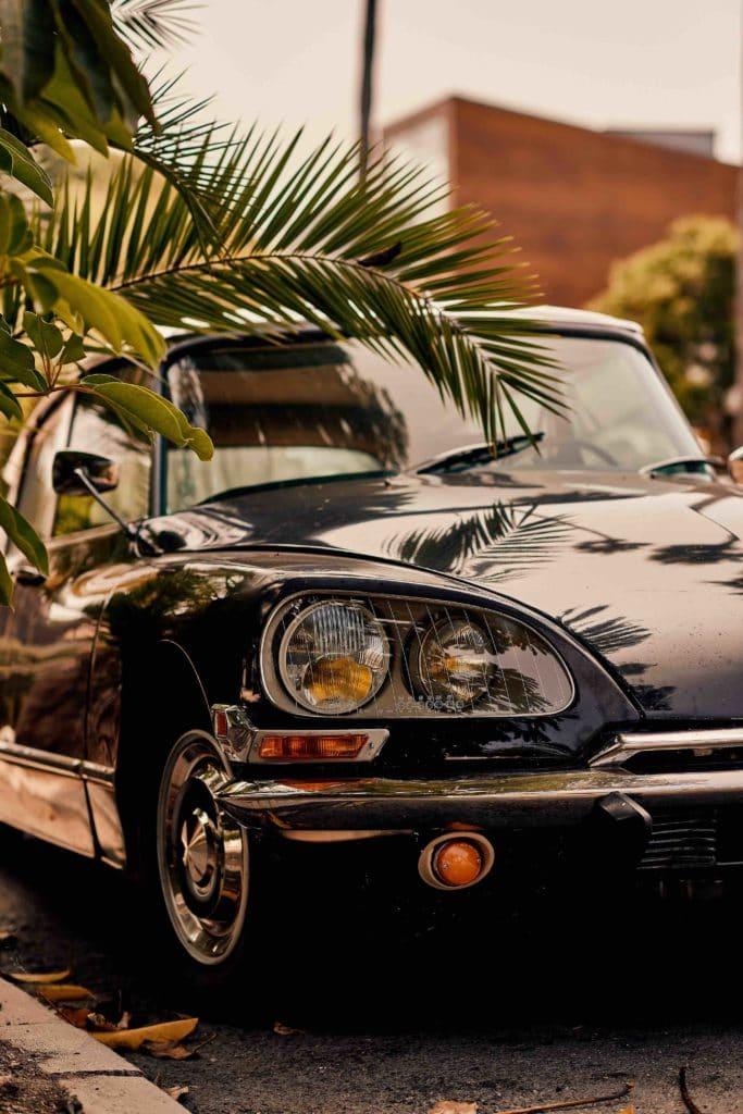 mesto anjelov vintage auto