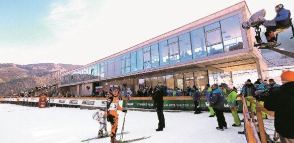 Cestovanie po Slovensku: Vychýrené biatlonové centrum